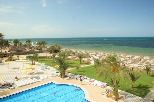 hôtel diana beach ***