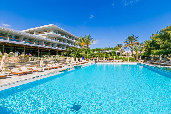 hôtel sitia beach 4*