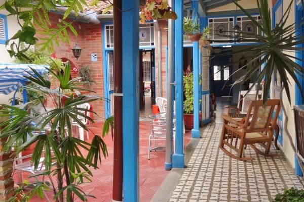 Séjour en Chambre d'hôtes chez l'habitant, en casa particular à la Havane