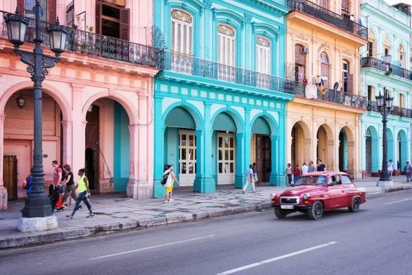 Circuit Couleurs Cubaines Cuba La Havane Voyaneo