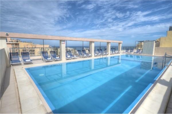 Hôtel Alexandra 3*, Malte