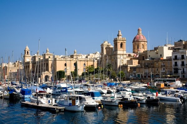 Circuit Couleurs de Malte. ****