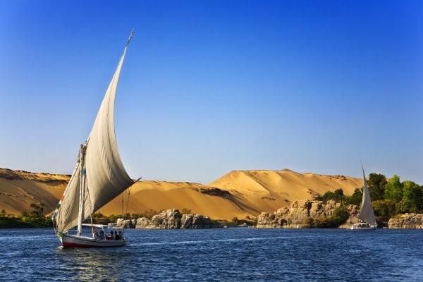 Croisière Merveilles au Fil du Nil (sans visite) ****