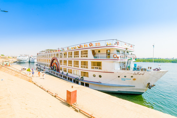 Croisière Framissima Gloire des pharaons et Framissima Continental Hurghada (14 nuits) *****