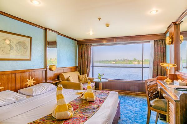 Photo n° 7 Croisière Sur le Nil tout compris avec excursions 5*