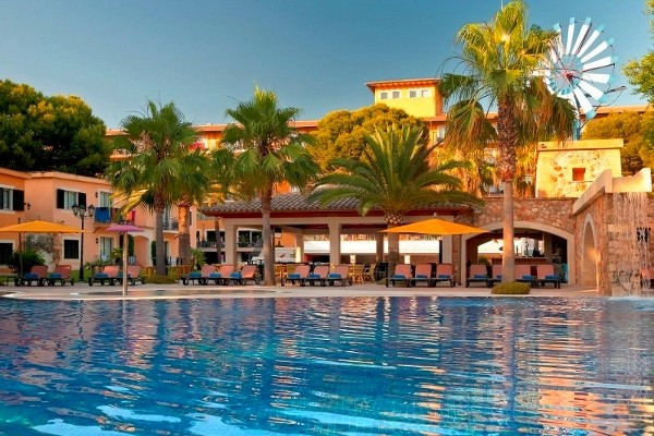Hôtel Occidental Playa de Palma 4*