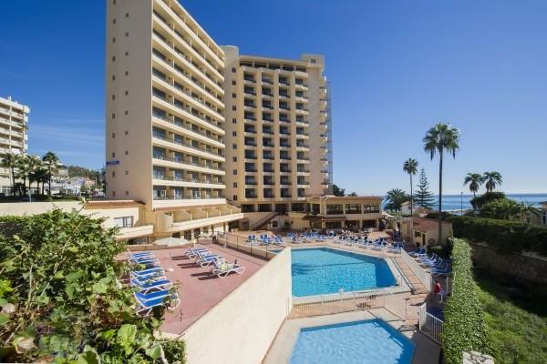 Séjour Malaga - Hôtel Globales Gardenia 3*