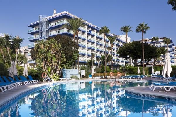 Hôtel Palmasol 3* - voyage  - sejour