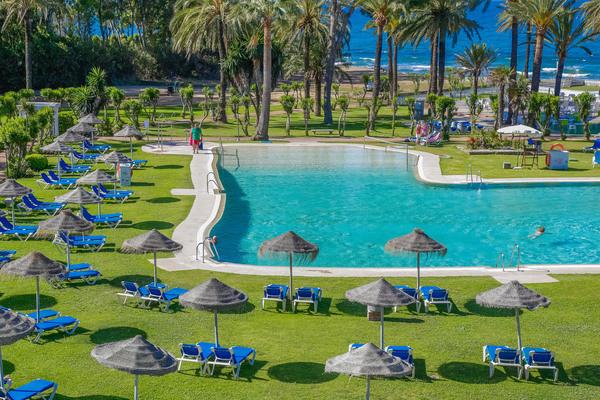 Hôtel Sol Marbella Estepona Atalaya Park ****