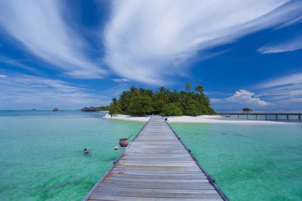 Hôtel Medhufushi Island Resort ****