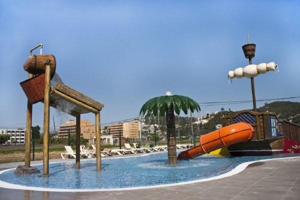 hôtel europa splash (avec transport) ****