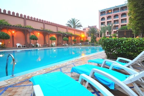 Hôtel Diwane & Spa 4*, Marrakech