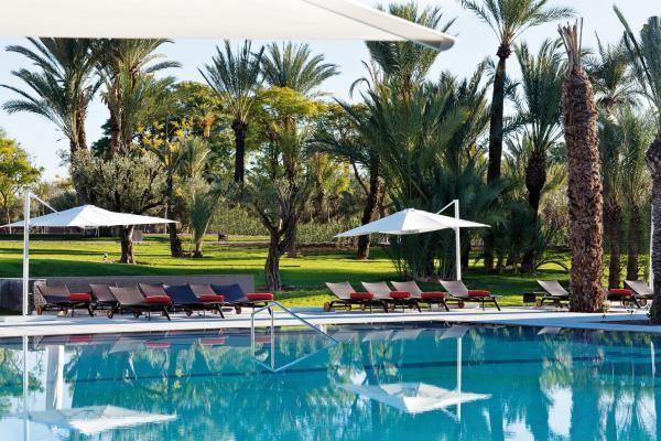 Hôtel pullman marrakech palmeraie resort and spa 5*