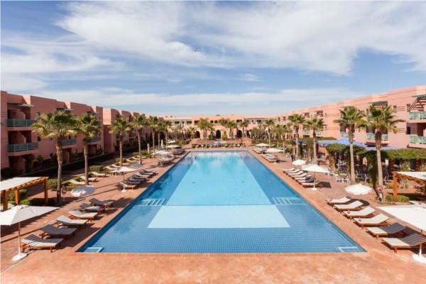 hotel les jardins de l agdal 5 sejour maroc avec voyages auchan. Black Bedroom Furniture Sets. Home Design Ideas