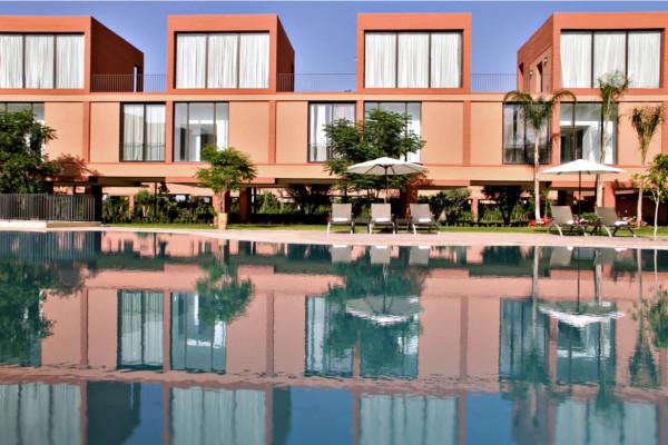 Hôtel Rawabi & Spa 4*