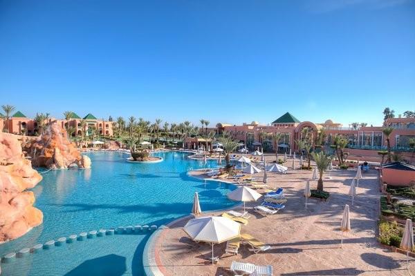 hôtel sangho privilège marrakech ***