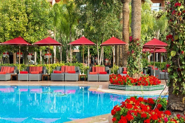 Hôtel Sofitel Marrakech Lounge & Spa 5*
