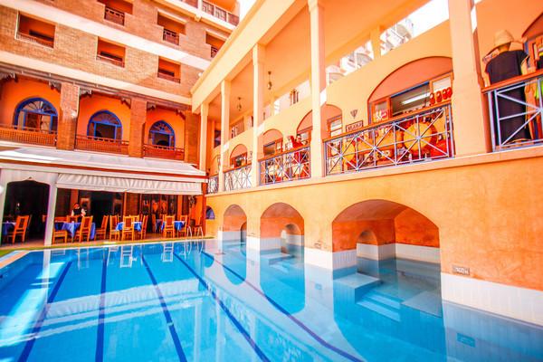 Hôtel Oudaya & Spa ***