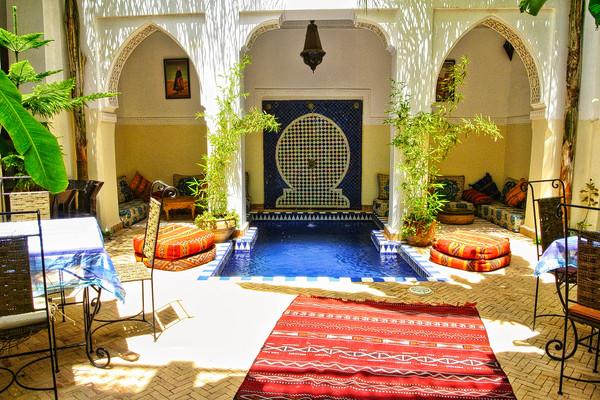 Hôtel Riad le Dromadaire Bleu ****