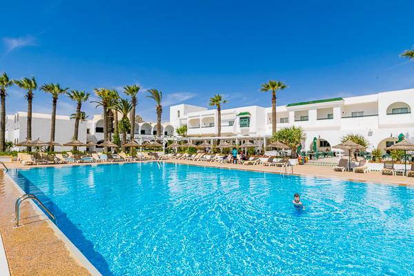 Hôtel Maxi Club Hammamet Beach 3*