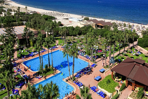Séjour Monastir - Hôtel Sahara Beach ***
