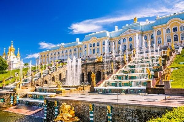 Circuit Merveilles au pays des Tsars ****