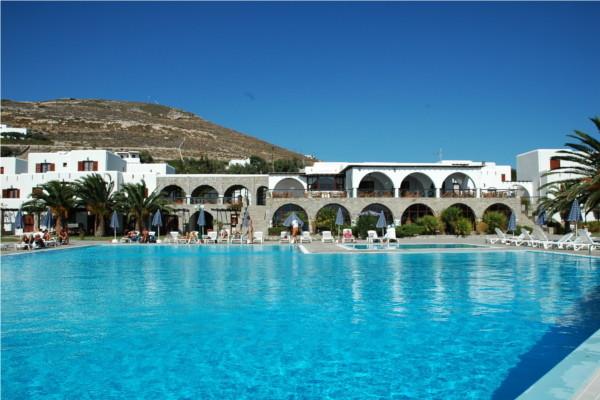 Hôtel Angelika Paros 4* - voyage  - sejour