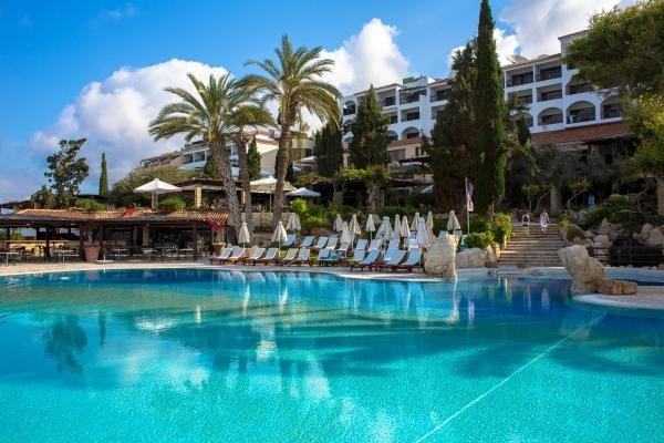 Hôtel Coral Beach Hotel & Resort *****