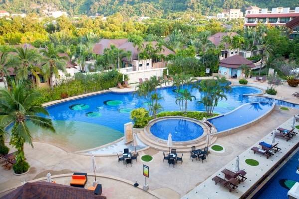 Hôtel alpina phuket nalina resort et spa 4*