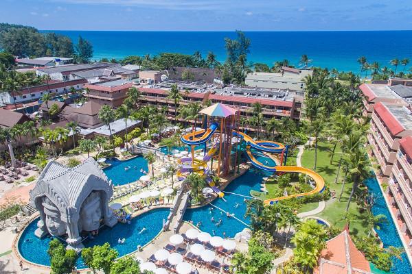 Hôtel Orchid Resort & Spa Phuket ****