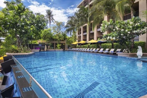 Hôtel Novotel Phuket Kata Avista Resort & Spa 4* sup