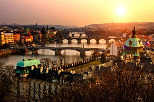 Circuit Beautés de l'Europe Centrale