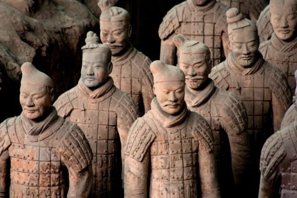 Circuit Chine Authentique 3*