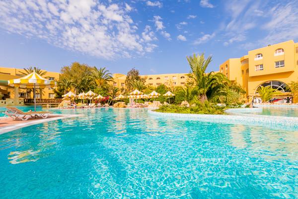 Séjour Tunis - Hôtel Chich Khan 4*