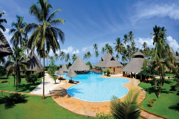 Hôtel Neptune Pwani Beach Resort & Spa 5*