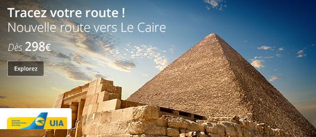 Bannière le Caire