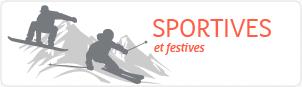 Stations Sportives et festives