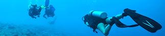 Plongée à l'Ile Maurice