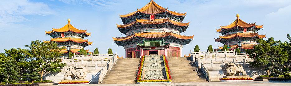 Circuits en Chine
