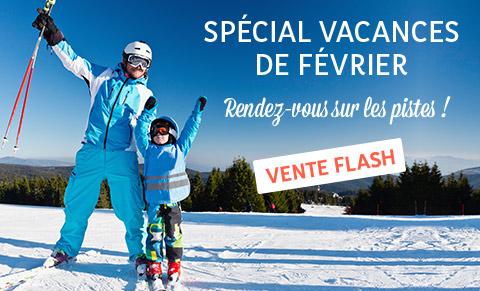 Maeva Vente Flash Ski Fevrier