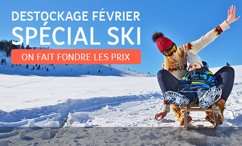 Destockage Fevrier Ski