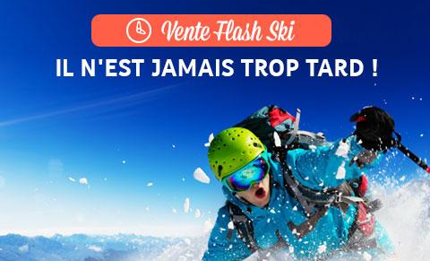 Ski Vente Flash