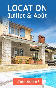 Maeva Location Spécial Juillet/Aout