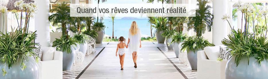 Bienvenue chez LUX* Resorts & Hotels