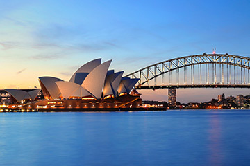 Guide de voyage Australie