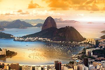 Guide de voyage Brésil