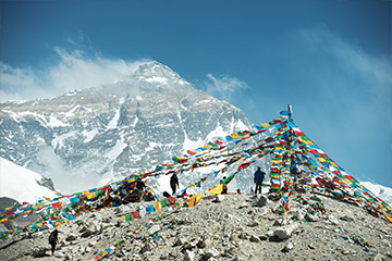 Guide de voyage Nepal