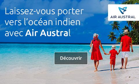 Promotion Air Austral