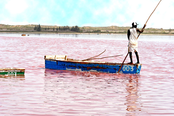 Bons Plans Lac Retba à Dakar