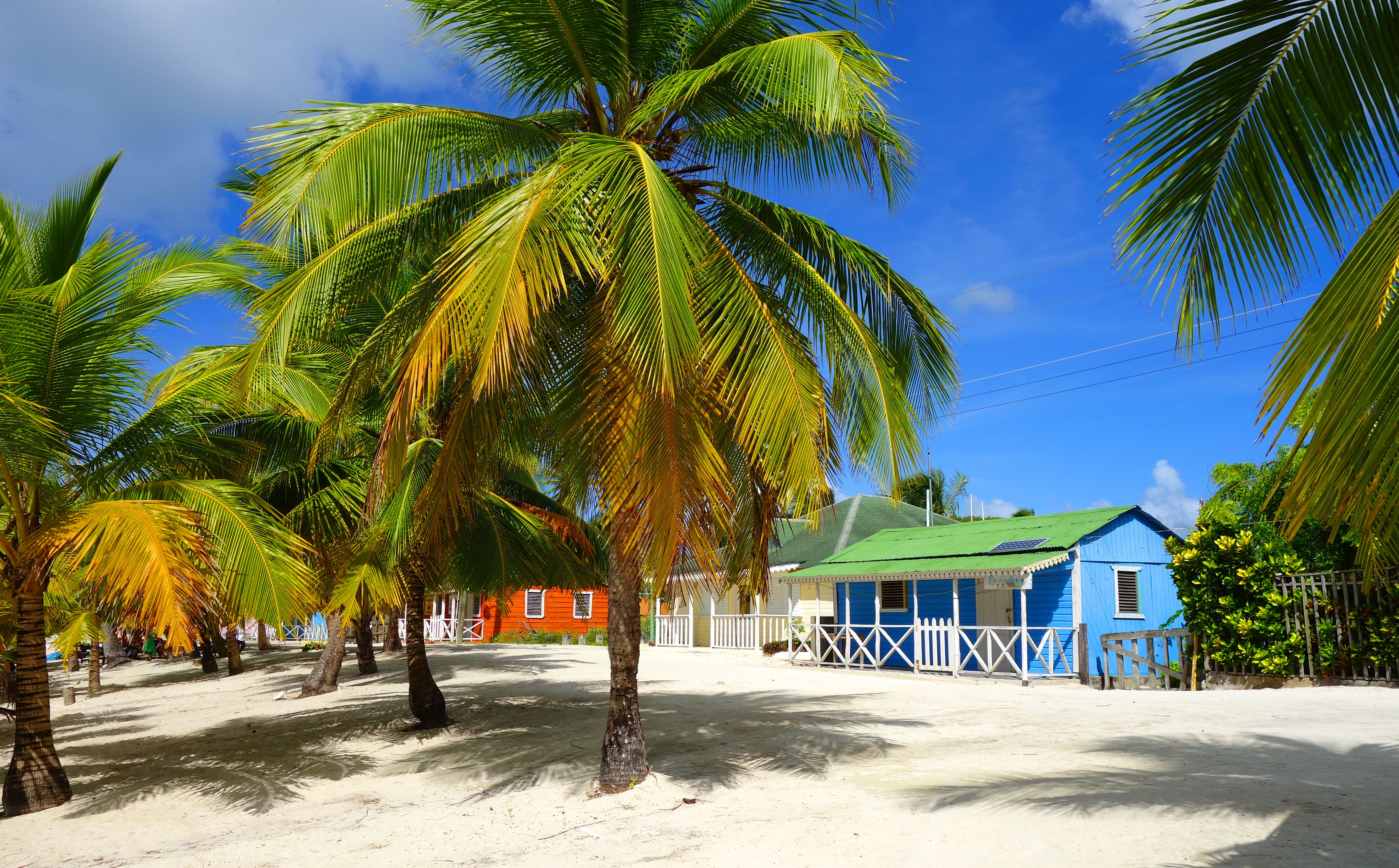 Push Antilles